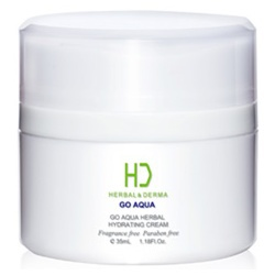 GO AQUA 植萃水合保濕霜 GO AQUA HERBAL HYDRATING CREAM
