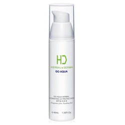 H&D Herbal Derma 萃膚美 防曬‧隔離-GO AQUA 植萃水合保濕UV隔離乳 SPF30 ★★★ HERBAL& DERMA GO AQUA HERBAL HYDRATING UV PROTECTION SPF30 ★★★