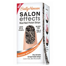 Sally Hansen 莎莉韓森-莎莉韓森貼片式指甲油 Sally Hansen Salon Effects Basic