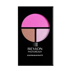 超上鏡柔焦頰彩盤 Revlon PhotoReady&#8482 Sculpting Blush Palette