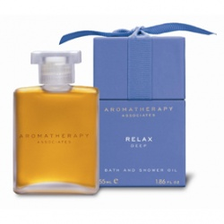 AROMATHERAPY ASSOCIATES-晚間舒緩沐浴油 Deep Relax Bath & Shower oil