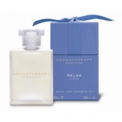 輕緩放鬆浴油 Light Relax Bath & Shower oil