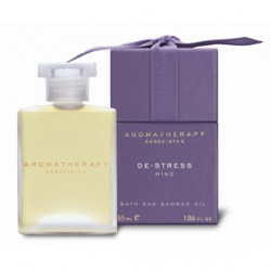 AROMATHERAPY ASSOCIATES-減壓靜心浴油 De-Stress Mind Bath & Shower oil