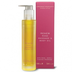 玫瑰煥新潤體按摩油 Renew Nourishing Rose Massage & Body Oil