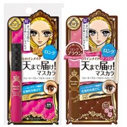 花漾美姬新超激纖長防水睫毛膏S Heroine Make Long & Curl Mascara S
