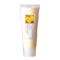 Ottie 面膜-水果優酪舒緩按摩面膜(檸檬) Fruits Yogurt Pack (Lemon)