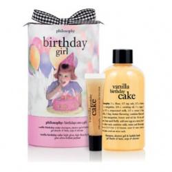 philosophy 歡慶禮盒系列-歡慶禮盒組(生日女孩) birthday girl set