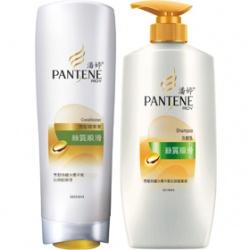PANTENE 潘婷 絲質順滑系列-絲質順滑洗髮乳