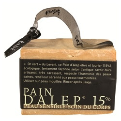 15%一般肌膚用 LAUREL PAIN D ALEP 15%