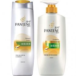 PANTENE 潘婷 絲質順滑系列-絲質順滑潤髮精華素