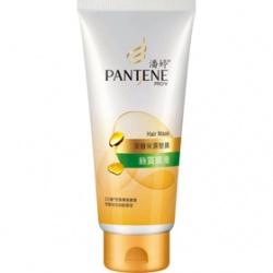 PANTENE 潘婷 絲質順滑系列-絲質順滑深層保濕髮膜