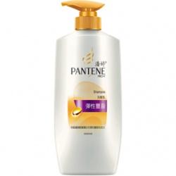 PANTENE 潘婷 彈性豐盈系列-彈性豐盈洗髮乳