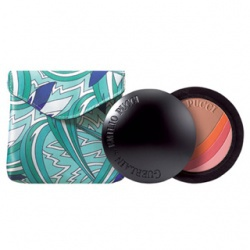 PUCCI限量版小臉腮紅 TERRA AZZURRA BRONZING POWDER & BLUSH