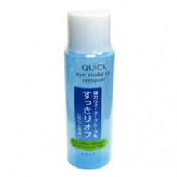 高絲 快速眼唇卸粧液 QUICK EYE MAKE UP REMOVER