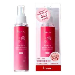 heme 玫瑰超水感系列-瞬效保濕360度噴霧