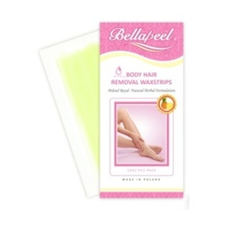 蓓拉佩爾脫毛蠟紙 Bellapeel Body Hair Removal Waxstrips