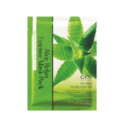 Ottie 面膜-蘆薈精華保濕面膜 Aloe Relax Essence Mask Pack