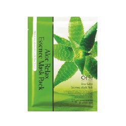 蘆薈精華保濕面膜 Aloe Relax Essence Mask Pack