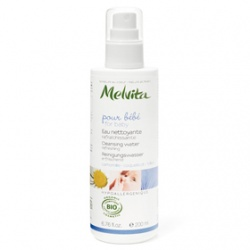 Melvita 蜜葳特 媽咪寶貝系列-歐盟Bio寶貝嫩嫩乳液 Moisturizing Milk