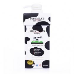 YOKO 優菓 身體保養-牛奶身體乳液