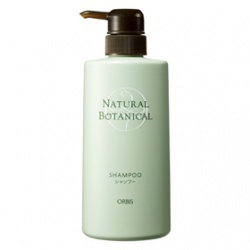 自然植萃洗髮精 NATURAL BOTANICAL SHAMPOO