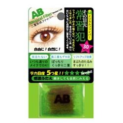 Automatic beauty 彩妝工具-日本AB隱形塑眼貼線 AB Mezical Fiber(30pieces+1stick)