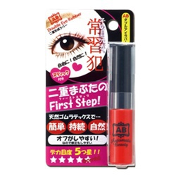 日本AB 隱形塑眼乳膠 AB Double Eye Rubber
