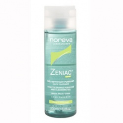 控油潔膚凝膠 Zeniac High Tolerance Purifying and Cleansing Gel