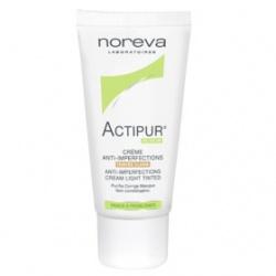 遮瑕產品-油脂平衡遮瑕乳 Actipur Anti-Imperfections Cream Light Tinted