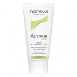 noreva 法國歐德瑪 Actipur+Zeniac控油系列-油脂平衡調理乳 Anti-Imperfections day treatment