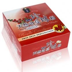 華陀扶元堂 營養補給食品-皇室天然洛蔓珍珠粉