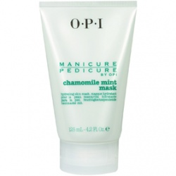 OPI 手足保養系列-薄荷洋甘菊白晳修護膜 Chamomile Mint Mask
