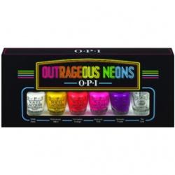 潮色霓虹光系列限量迷你組 Outrageous Neons minis