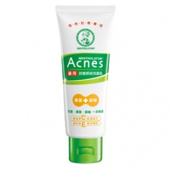 Acnes藥用抗痘卸妝洗面乳