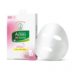 Acnes藥用美白抗痘面膜
