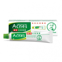 MENTHOLATUM 曼秀雷敦 皮膚問題-Acnes藥用抗痘凝膠