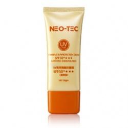 NEO-TEC 妮傲絲翠 醫療通路產品-UV高效隔離防曬霜SPF50+(清爽型) Powerful Sun Protection Cream SPF50+(Untinted, Sheer/Oil-free)