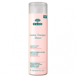 玫瑰柔膚水                                 GENTLE TONING LOTION