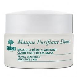 NUXE 黎可詩 大馬士革玫瑰淨膚系列-玫瑰毛孔淨化面膜                                                        CLARIFYING CREAM-MASK