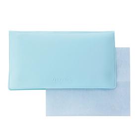 SHISEIDO 資生堂-專櫃 臉部保養用具-飄爾麗思吸油面紙 Pureness Oil-Control Blotting Paper