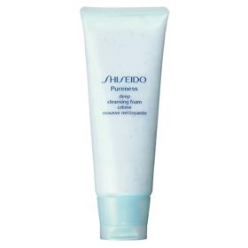SHISEIDO 資生堂-專櫃 洗顏-飄爾麗思深層潔膚皂 Purness Deep Cleansing Foam