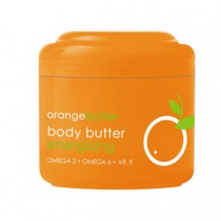 Ziaja 齊葉雅 身體保養-橙橘活力滋潤身體霜 orange butter energizing body butter
