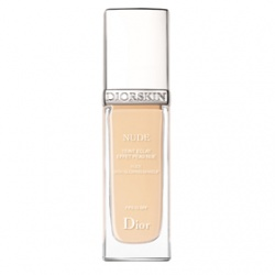 Dior 迪奧 輕透光裸膚底妝系列-輕透光裸膚粉底液SPF15 Nude Skin-Glowing Makeup