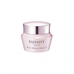 無限肌緻淨潤凝霜 INFINITY KOSE PURE ADVANCE SERUM Ⅰ