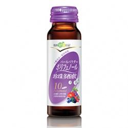 我的健康日記 美容營養輔助食品-珍珠多酚飲