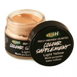 LUSH 粉底液-清透透粉底液 Colour Supplement
