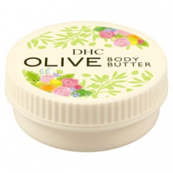 DHC 美體系列-純欖潤澤美體霜  DHC Olive Body Butter