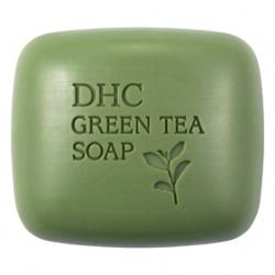 DHC 沐浴清潔-天然草本綠茶皂  DHC Green Tea Soap