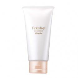 Freshel 膚蕊 洗顏-雙效皂霜(新版)