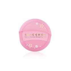 CHIC CHOC 奇可俏可 保養面膜-櫻花優格面膜凍 Sakura Beauty Wrapping Gel